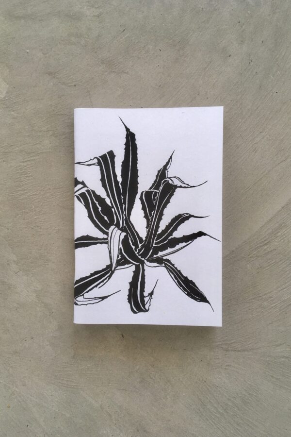 Libreta blanca Pitera. Barcoprint